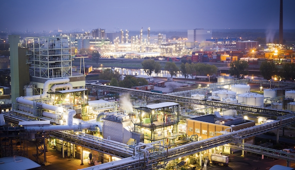 EUR 352 million in investment at Industriepark Höchst
