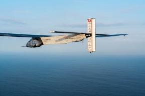Bild: Flug in die Zukunkft