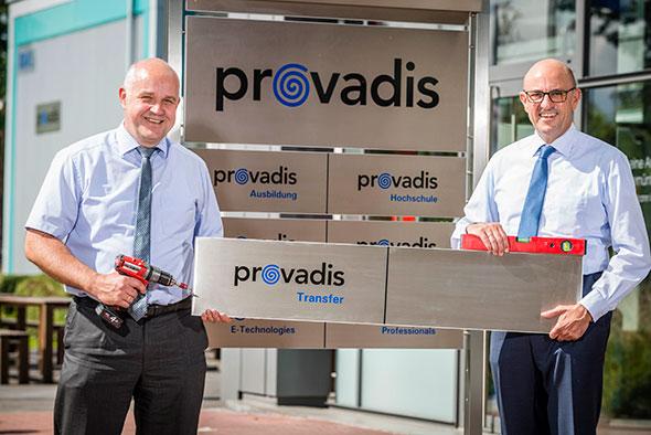 """Bild: """"Provadis Transfer GmbH"""" geht an den Start"""
