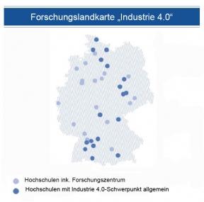 Bild: Industrie 4.0 an den deutschen Hochschulen angekommen
