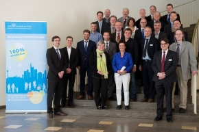 Infraserv Höchst ist Teil des Frankfurter Klimaschutzpakts