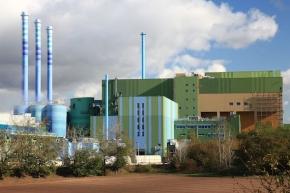 Bild: Kapazitäten frei: Ersatzbrennstoff-Anlage im Industriepark Höchst